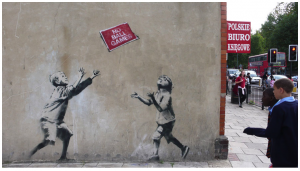 Banksy, http://www.banksy.co.uk