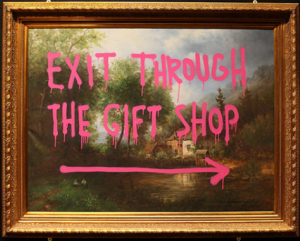 Bansky, Exit Through the Gift Shop