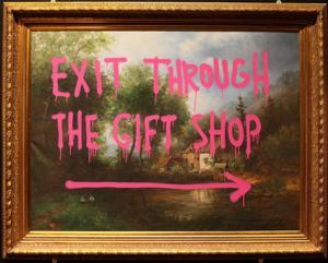 Bansky, Exit Through the Gift Shop